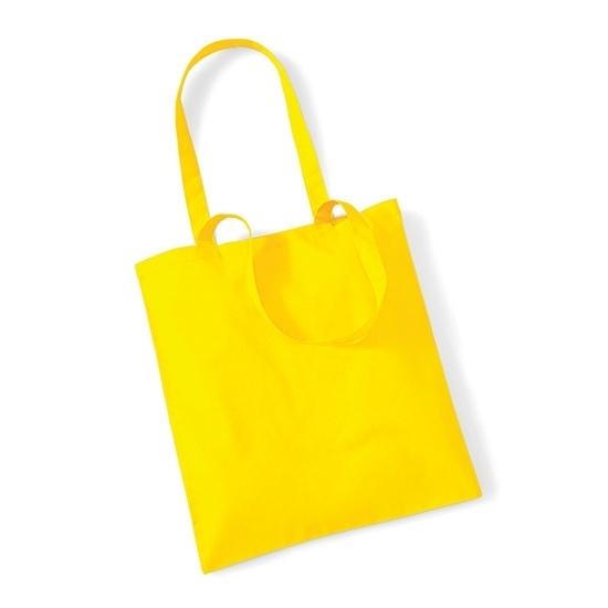ce2a2d14890 Gele boodschappentas   Tassen winkel - online tassen kopen