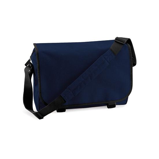 Voordelige aktetassen donkerblauw 11 liter