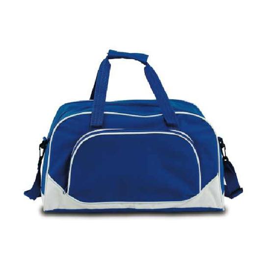 Weekend tas kobalt blauw