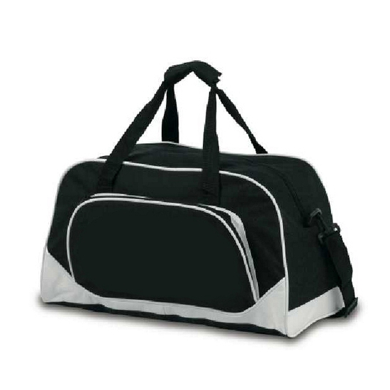 Weekend tas zwart